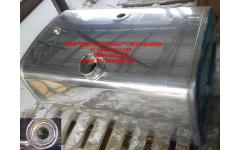 Бак топливный 400 литров алюминиевый F для самосвалов фото Новосибирск