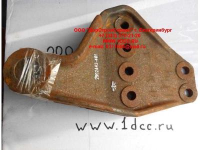 Кронштейн крепления передних рессор левый средний F FAW (ФАВ) 2902443-481 для самосвала фото 1 Новосибирск