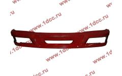 Бампер FN2 красный самосвал для самосвалов фото Новосибирск