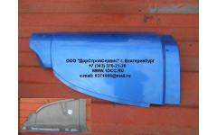 Обтекатель кабины левый HANIA синий фото Новосибирск