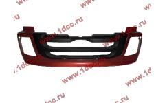 Бампер FN3 красный тягач для самосвалов фото Новосибирск