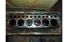 Блок цилиндров двигатель WD615 CDM фото Новосибирск